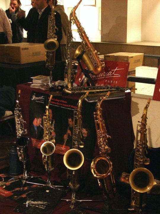 Festival de Saxofón de Bs. As. 03
