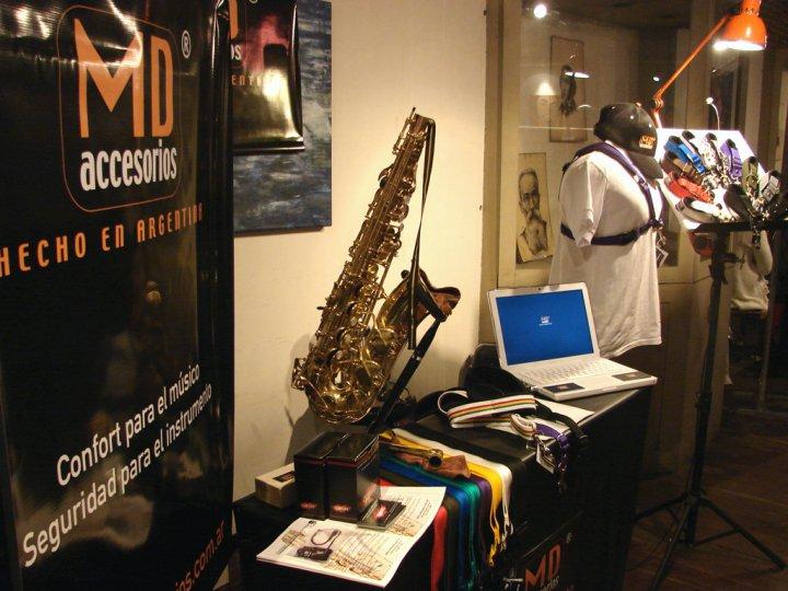 Festival de Saxofón de Bs. As. 04
