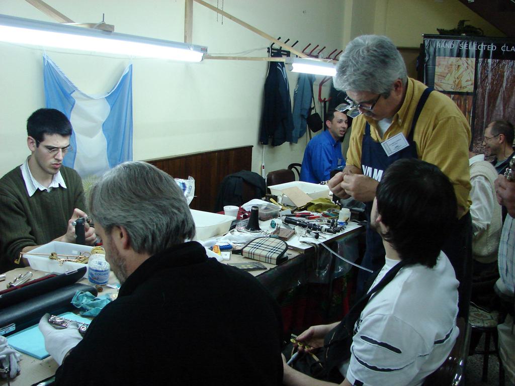1er Seminario Técnico Nacional YAMAHA 10-11-12 de Septiembre 2008 FOTO 09