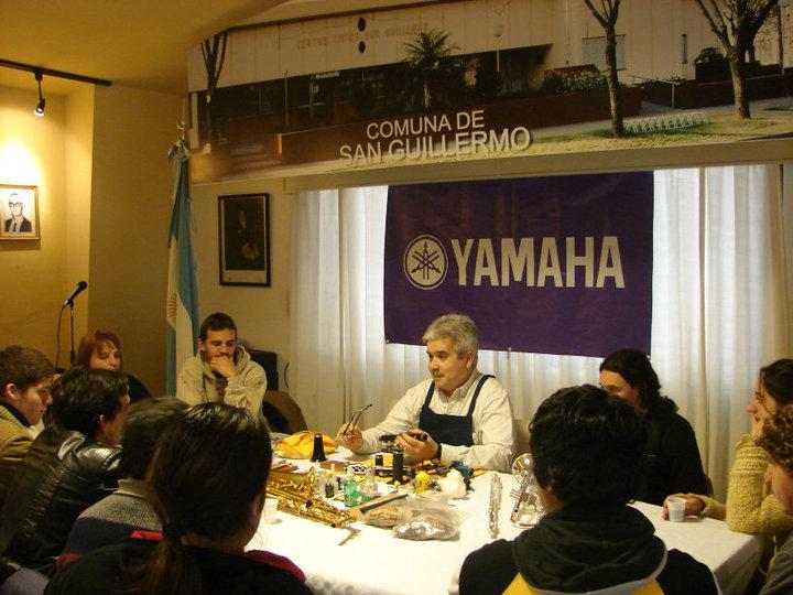 Seminario de Mantenimiento Yamaha - San Guillermo, Santa Fe 04